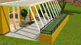 Moderne Terrassengestaltung Simtimes
