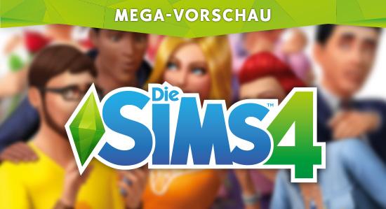 Die Sims 4 angespielt - Mega-Preview zur vierten Sims-Generation