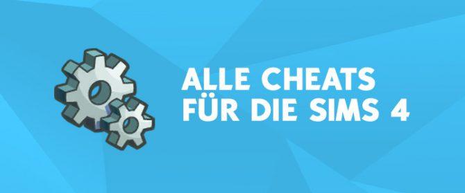 Alle Cheatcodes Zu Sims 4 Geld Testingcheats Mehr