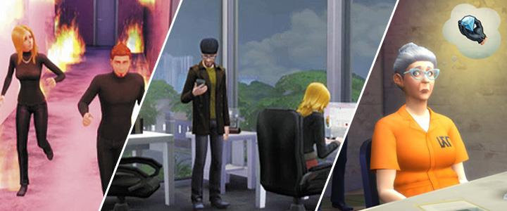 Berufe Sims 4