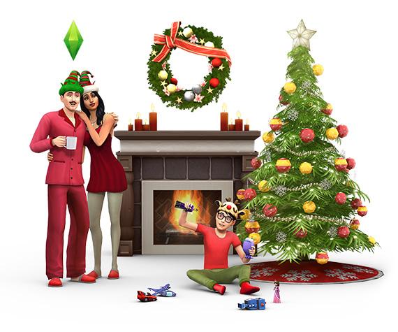 simtimes w nscht frohe weihnachten simtimes. Black Bedroom Furniture Sets. Home Design Ideas