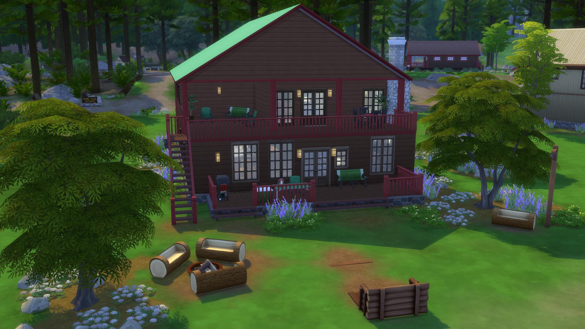 die sims 4 outdoor leben simtimes. Black Bedroom Furniture Sets. Home Design Ideas