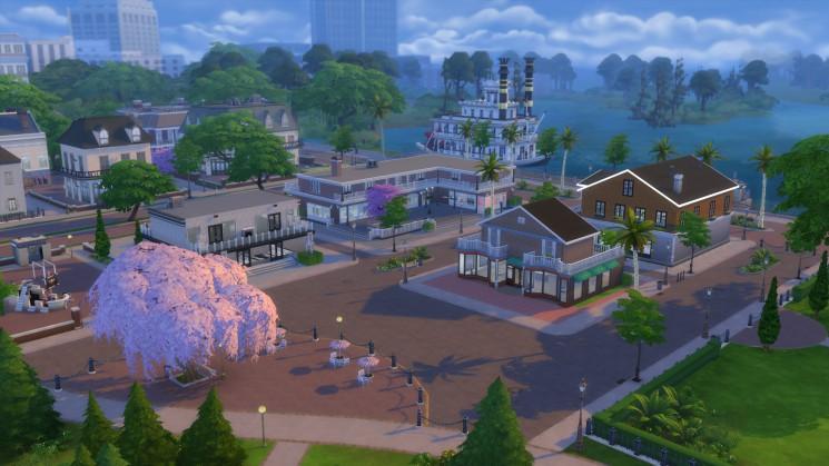 Die Sims 4 An die Arbeit - Neue Nachbarschaft