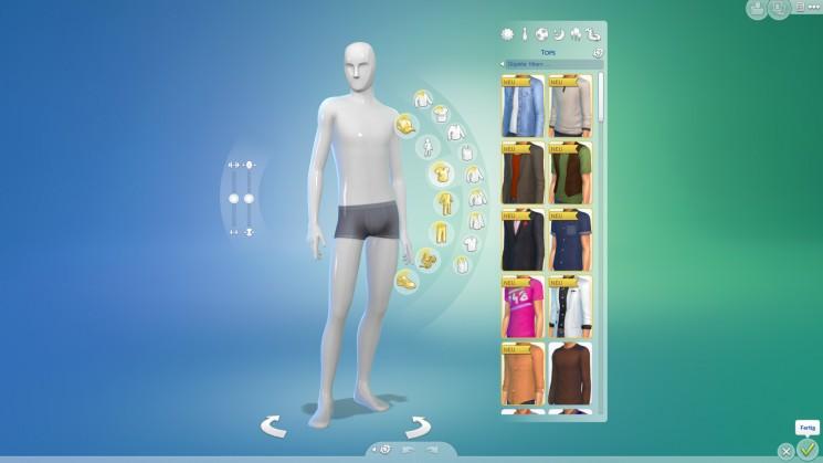 Schaufensterpuppen in Die Sims 4 An die Arbeit!
