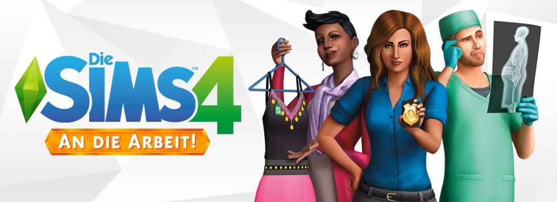 Die Sims 4: An die Arbeit - Arzt Karriere Gameplay Trailer   pressakey.com
