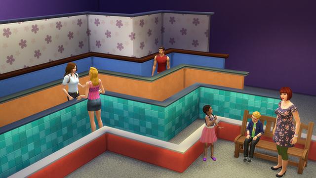Die Sims 4-Update mit Halbwänden und mehr steht nun bereit