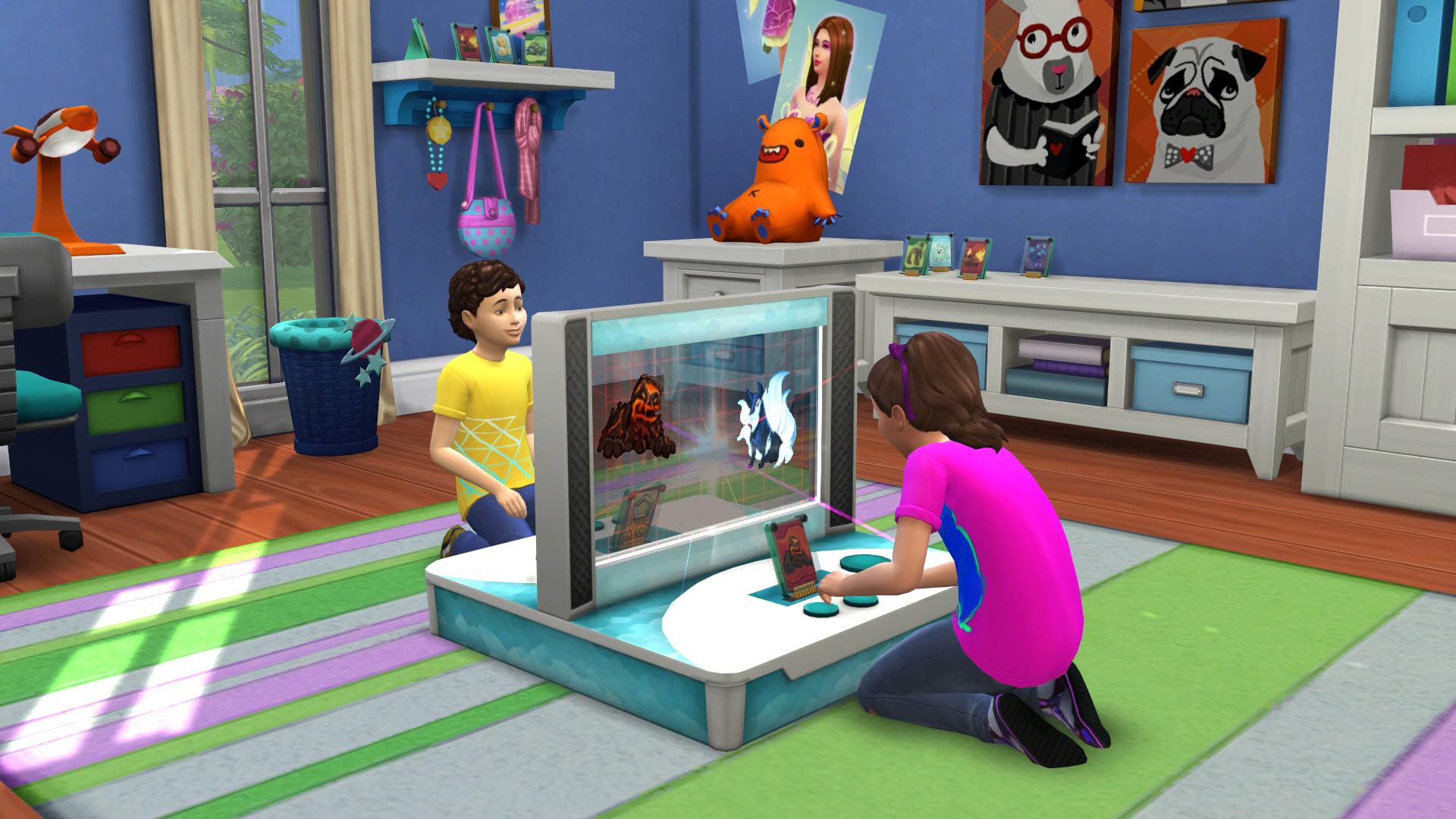 Angespielt die sims 4 kinderzimmer accessoires simtimes - Hohle kinderzimmer ...
