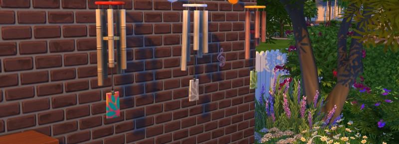 Die Sims 4: Gartenspaß-Accessoires