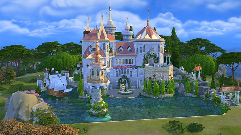 Erics Schloss