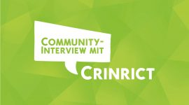Community-Interview mit Crinrict