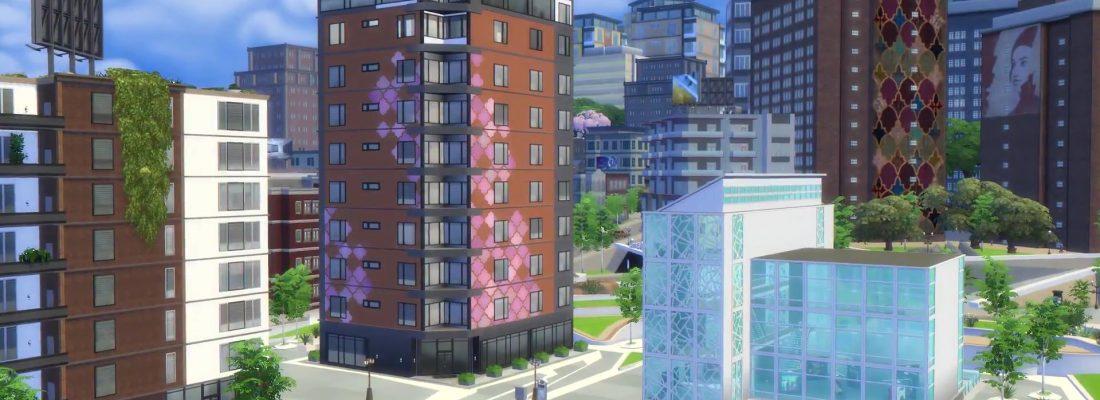 Grundstücksmerkmale wird es für alle Die Sims 4-Spieler geben