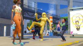 Erinnerung: heute Abend neuer Livestream zu Die Sims 4 Großstadtleben