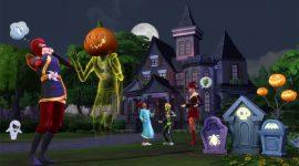 Neue gruselige Erweiterung für Die Sims 4 in Arbeit