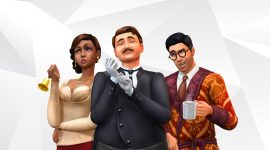 Ab heute Abend verfügbar: Die Sims 4 Vintage-Glamour-Accessoires