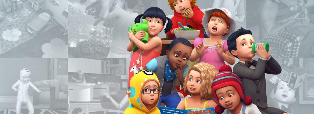 Jetzt Verfügbar Kleinkinder Für Die Sims 4 Alle Infos Interview