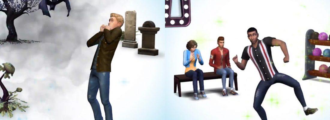 neuer die sims 4 teaser vampire und bowling in den. Black Bedroom Furniture Sets. Home Design Ideas