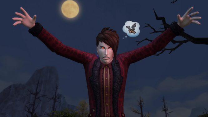 Alle Infos Aus Dem Die Sims 4 Vampire Livestream Simtimes
