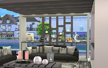 Downloads für Die Sims 4: Grundstücke und Gartenmöbel - SimTimes