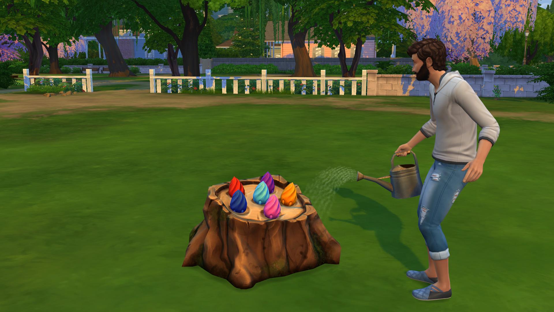 so werden deine sims zu pflanzensims in die sims 4 simtimes. Black Bedroom Furniture Sets. Home Design Ideas