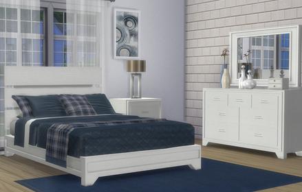 Downloads für Die Sims 4: Ess- und Schlafzimmer ...