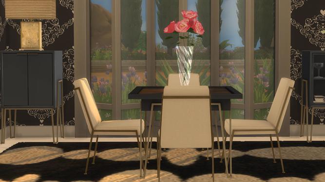 Downloads für Die Sims 4: Ess- und Schlafzimmer-Einrichtungen - SimTimes
