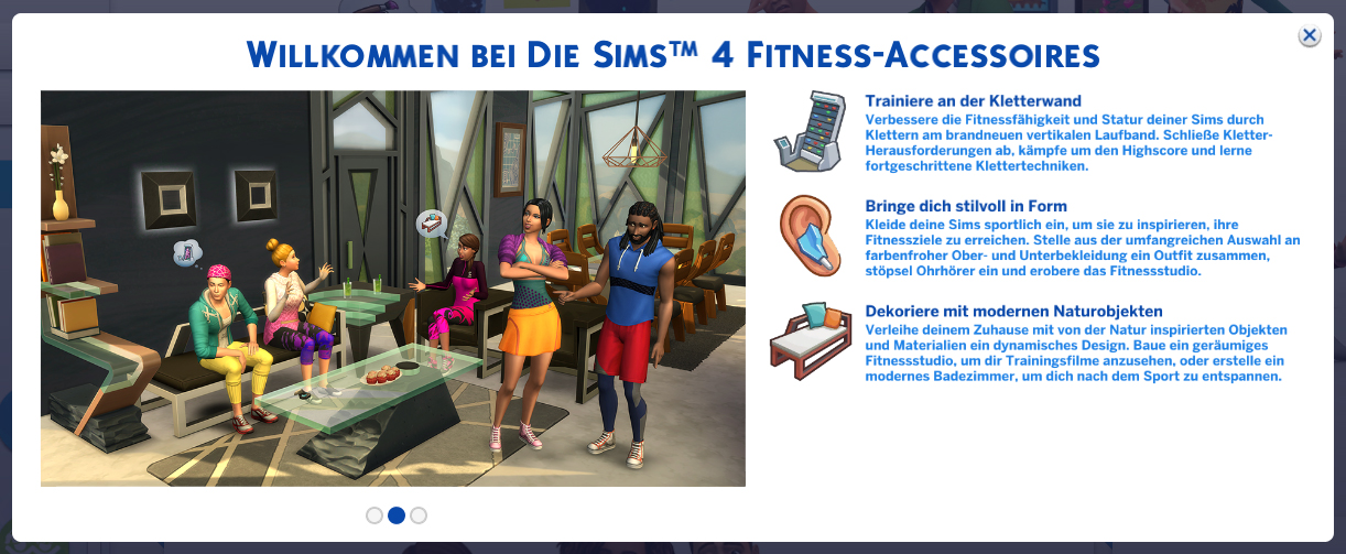 Angespielt: Die Sims 4 Fitness-Accessoires - SimTimes