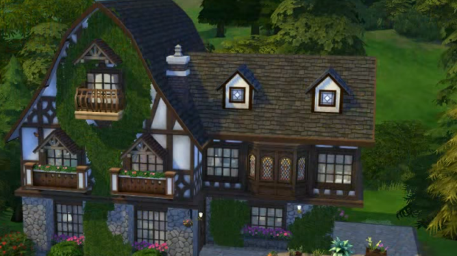 Galerie-Spotlight: 5 Häuser aus aller Welt für Die Sims 4 - SimTimes