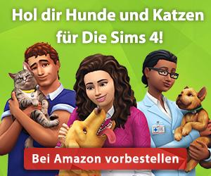 Jetzt Die Sims 4: Hunde und Katzen vorbestellen