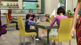 Sims 4 Küche | Die Sims 4 Gaumenfreuden Eigene Restaurants Fur Die Sims