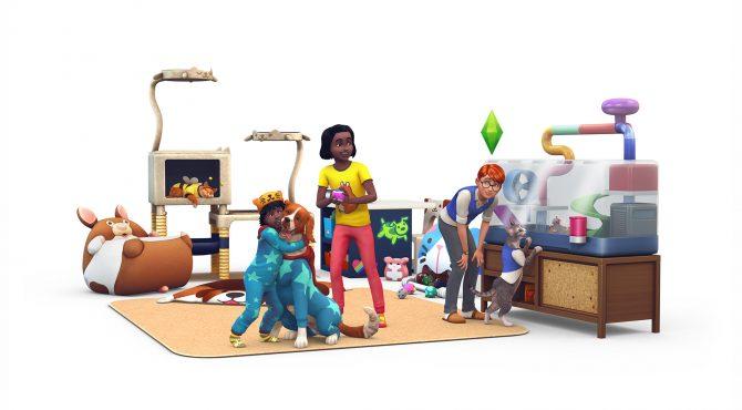 Die Sims 4 Mein Erstes Haustier Accessoires Steht Ab Heute Abend Bereit Simtimes