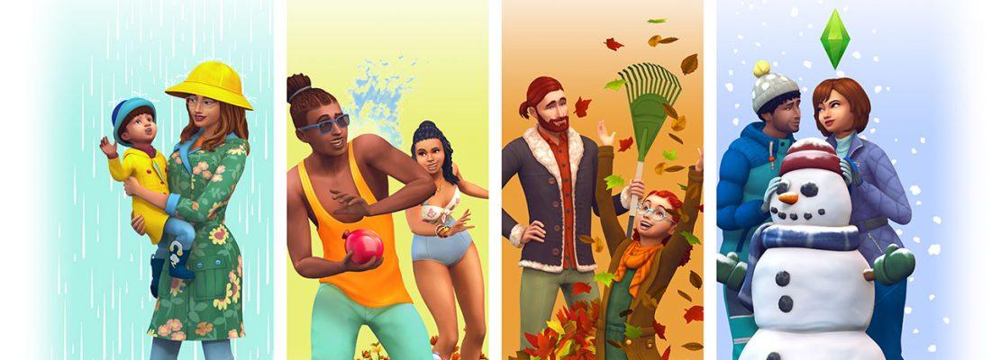 Die Sims 4 Jahreszeiten Ab Heute Abend Für Ps4 Und Xbox One