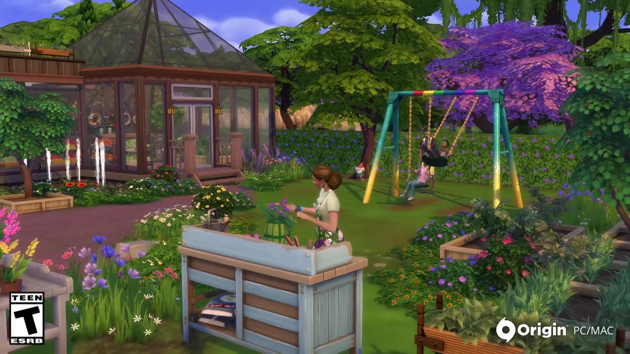 Glasdacher Werden Fur Alle Die Sims 4 Spieler Erhaltlich Sein Simtimes