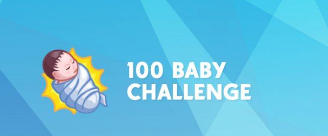 Spielideen und challenges f r die sims 4 100 baby challenge - Sims 3 spielideen ...