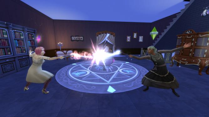 Sims 4 cheats reich der magie