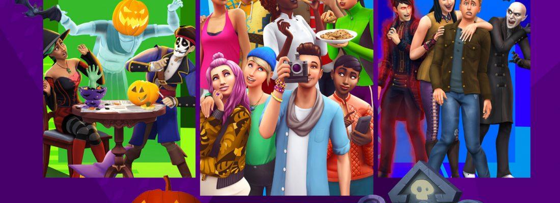 Halloween Sale bei Origin: bis zu 60% Rabatt auf Die Sims 4