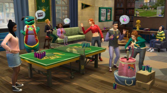 Viele Neue Infos Zu Die Sims 4 An Die Uni Simtimes