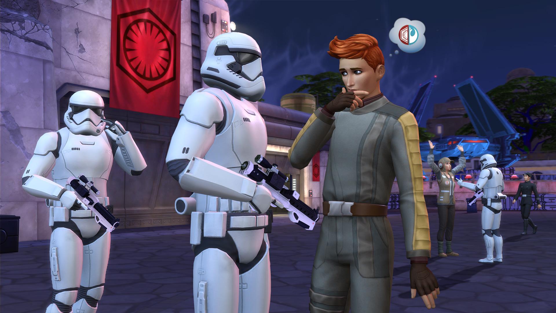 Lesbisch Sims 4 Böse Launen Launen, Laufbahnen