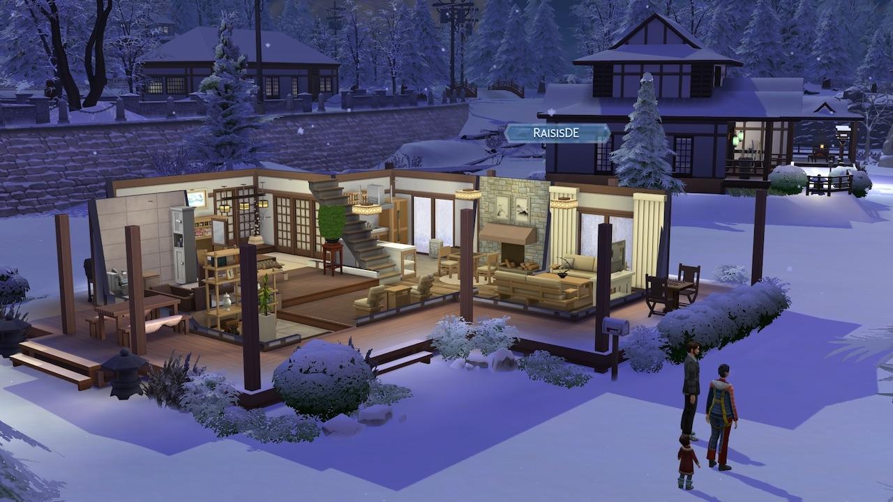 Sims 4 Sachen Drehen