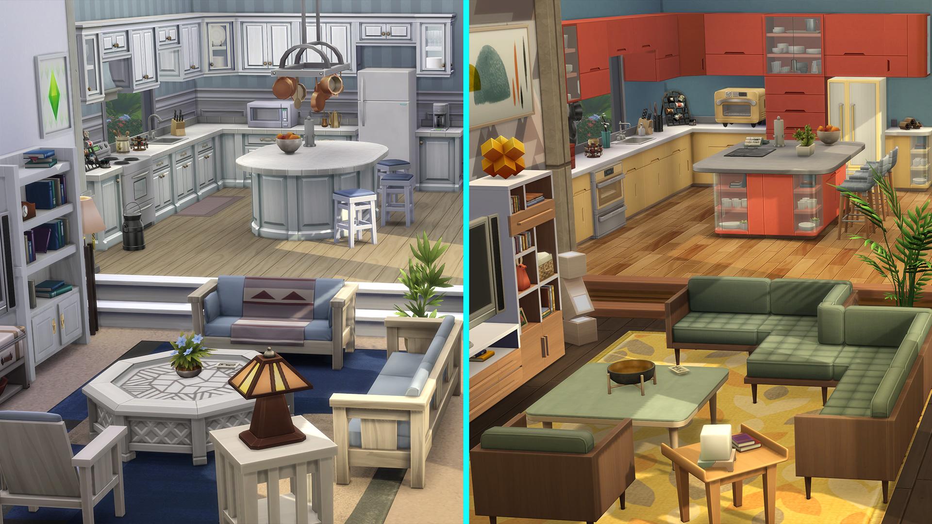 Die Sims 21 Traumhaftes Innendesign angekündigt   SimTimes