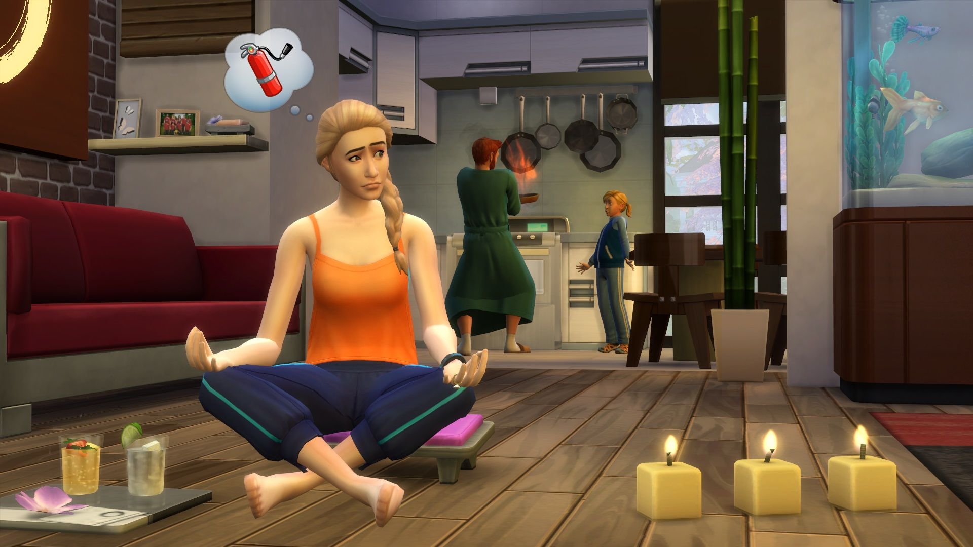 update neue infos und bilder zu die sims 4 wellness tag. Black Bedroom Furniture Sets. Home Design Ideas