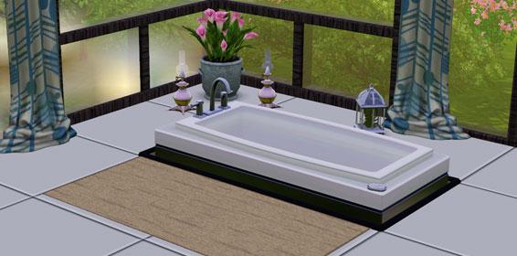 sind badewannen wirklich alle gleich hoch. Black Bedroom Furniture Sets. Home Design Ideas