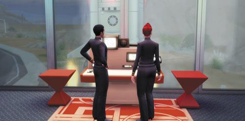 Die Sims 4 Karrieren und Berufe - Astronaut - Weltraum-Ranger