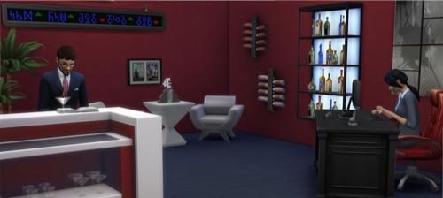 Die Sims 4 Karrieren und Berufe - Business - Investor