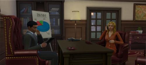 Die Sims 4 Karrieren und Berufe - Business - Management