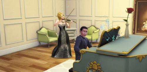 Die Sims 4 Karrieren und Berufe - Entertainer - Musiker