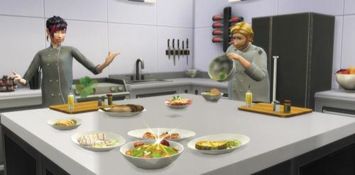 Die Sims 4 Karrieren und Berufe - Leckermaul - Koch