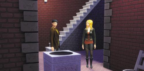 Die Sims 4 Karrieren und Berufe - Schriftsteller - Journalist