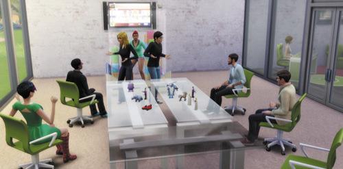 Die Sims 4 Karrieren und Berufe - Technikguru - Startup-Unternehmer