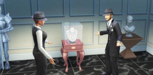 Die Sims 4 Karrieren und Berufe - Verbrecher - Boss
