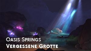 Oasis Springs: Vergessene Grotte